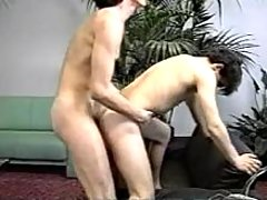 Shy twink get first cock