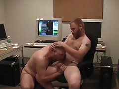Matured twinks pooch mcgee and david marx determine office place to bang in 1 episode