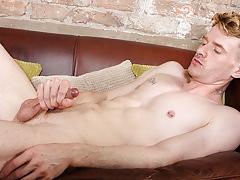 Handsome New Fellow Sebastian - Sebastian Evans