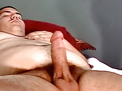 Chubby Cody Goes Gay For Cash - Cody
