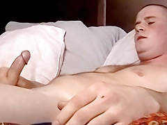 A Thick Str8 Goo Load - Keith