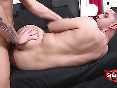 Zeno Kostas Sleeps with Shane Ridge Heavy