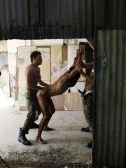 My Israeli Platoon - Sc 2