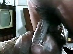 Monster schlong intrudes black hole